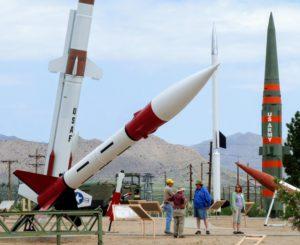 Pho: Thomas Kindig Subj: Missile Museum